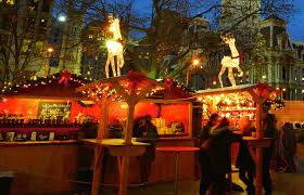 German Christmas Village Decorations by Holiday Shopping In Philadelphia