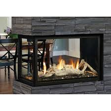 kingsman mcvp42 30 500 btu direct vent ip peninsula fireplace