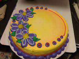 dq dairy queen cakes flowers dq cake ideas round