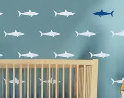shark wall decor etsy