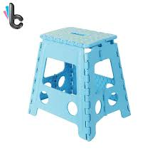 folding step stool super strong 15 inch portable carrying handle