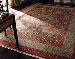 How To Pick A Rug How To Choose Your Rug Size At Horchow