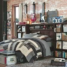 d oration vintage chambre lit ado 40 idées intéressantes pour le lit ado garçon moderne