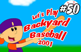 let u0027s play backyard baseball 2001 with commentary pt 50