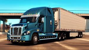 freightliner freightliner cascadia mod american truck simulator youtube