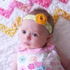 baby headband diy diy baby headband