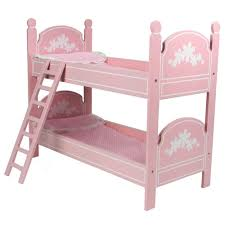 18 Inch Doll Bunk Bed American Doll Bunk Bed Yellow Foster Catena Beds