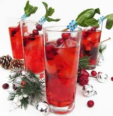 Christmas Holiday Cocktails Drinks Xmaspin