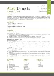 Modern Resume Examples by Good Modern Resume Template Gathered More Than 500 Likes And