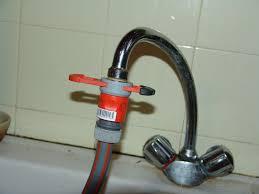 adaptateur tuyau arrosage robinet cuisine idées d images à la maison