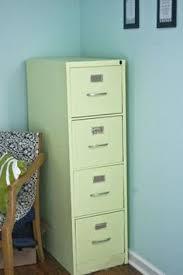 Teal File Cabinet File Cabinet Redo After Diy Pinterest Filing Hardware And