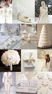White Christmas Wedding Ideas by Christmas Wedding Marisa Vitali