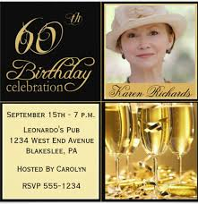 60th birthday party invitation template 22 60th birthday