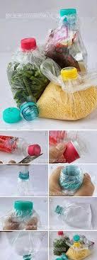 cuisine trucs et astuces récupère des sacs en filet et en fait un accessoire pratique