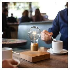 Levitating Bulb by Flyte Levitating Light Bulb Oak U0026 Gold The Conran Shop