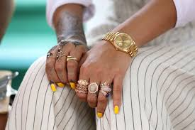 would you try this cuticle tattoo trend here are the cutest ones
