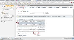 delete a database in phpmyadmin stack overflow