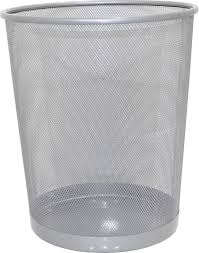 large mesh waste paper bin waste basket home work office rubbish