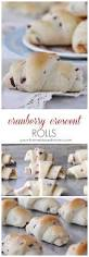 thanksgiving rolls recipe have a look at cranberry crescent rolls it u0027s so easy to make