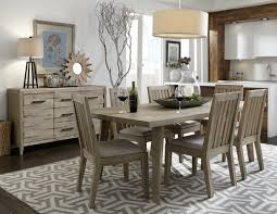 laurel foundry modern farmhouse barrett 7 piece dining set
