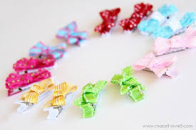 how to make baby hair bows 15 adorable kids hair bows to make tip junkie