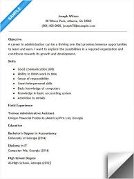 Resume Examples For Administrative Assistant Entry Level by 157 Best Resume Examples Images On Pinterest Resume Examples
