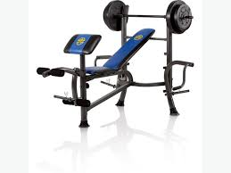 weight bench with weights and preacher curl bar nepean ottawa