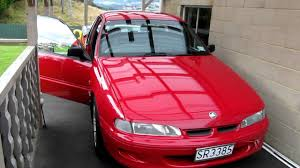 holden commodore vr 5 0 v8 ute youtube