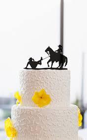 cowboy cake toppers wedding cake topper cowboy cake topper cake by dreamsgarden