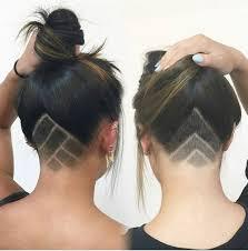 redhair nape shave best 25 undercut long hair ideas on pinterest undercut