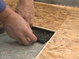 how to cut through subfloor how to install subfloor panels how tos diy