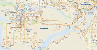 Vancouver Skytrain Map Bus 410 Express Voony U0027s Blog