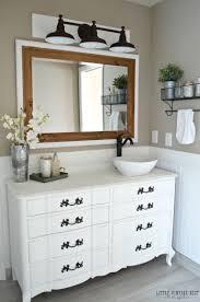 Farmhouse Bathroom Ideas Gallery Farmhouse Bathroom Vanity And Farmhouse Light Megjturner