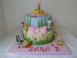 tinkerbell cake childrens birthday cake ideas uk tinkerbell fairy cake wedding