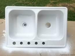 Diy Kitchen Sink by Remodelaholic Build A Kids Sand And Water Table From An Old Sink