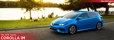 toyota car information 2018 toyota corolla im model information compact car research