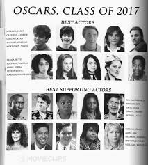 school yearbook companies presenting the oscars best acting class of 2017 yearbook page