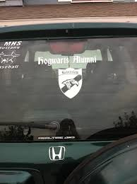 hogwarts alumni bumper sticker 88 best ravenclaw images on harry potter stuff