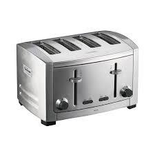 Sunbeam 2 Slice Toaster Sunbeam Cafe Series 4 Slice Toaster On Sale Now