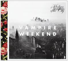 review vampire weekend u0027modern vampires of the city u0027 u2013 brent