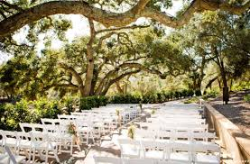 outdoor wedding venues in san diego county outdoor wedding venues place to host