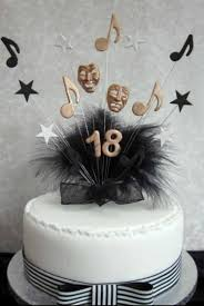 Cake Decorating Equipment Uk Musical Theatre Cake Topper Theatre Themed Cake For All Your