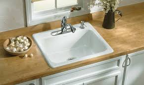 Single Kitchen Sinks by Types Of Kitchen Sinks U2022 Read This Before You Buy