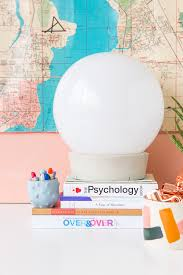 Globe Table Lamp Ikea Hack How To Create A Concrete Globe Table Lamp For Under 30