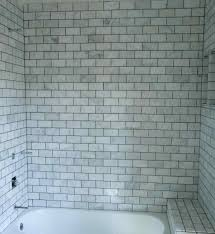 white subway tile grey grout datenlabor info