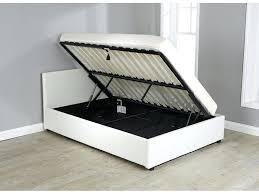 Ottoman Storage Beds Ottoman Storage White White Ottoman Storage Bed Single Sensuuri Info