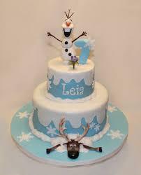 birthday cake themed frozen image inspiration cake