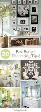Decorating Your Kitchen On A Budget 241 Best Home Decor On A Budget Images On Pinterest Farmhouse