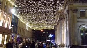 Ceiling Lights Glasgow When Are Lights Getting Switched On In Your City