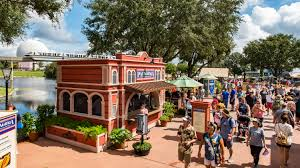 Map Of Epcot World Showcase 22nd Epcot International Food U0026 Wine Festival By The Numbers
